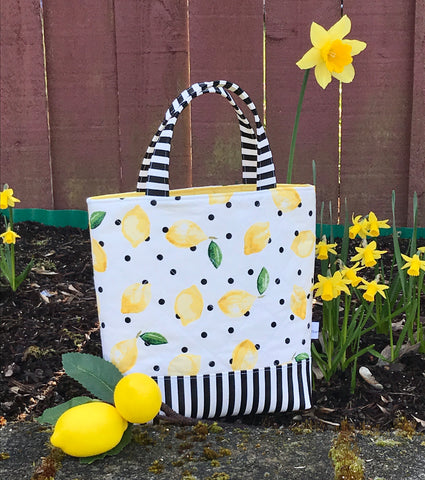 Simple Tote Pattern