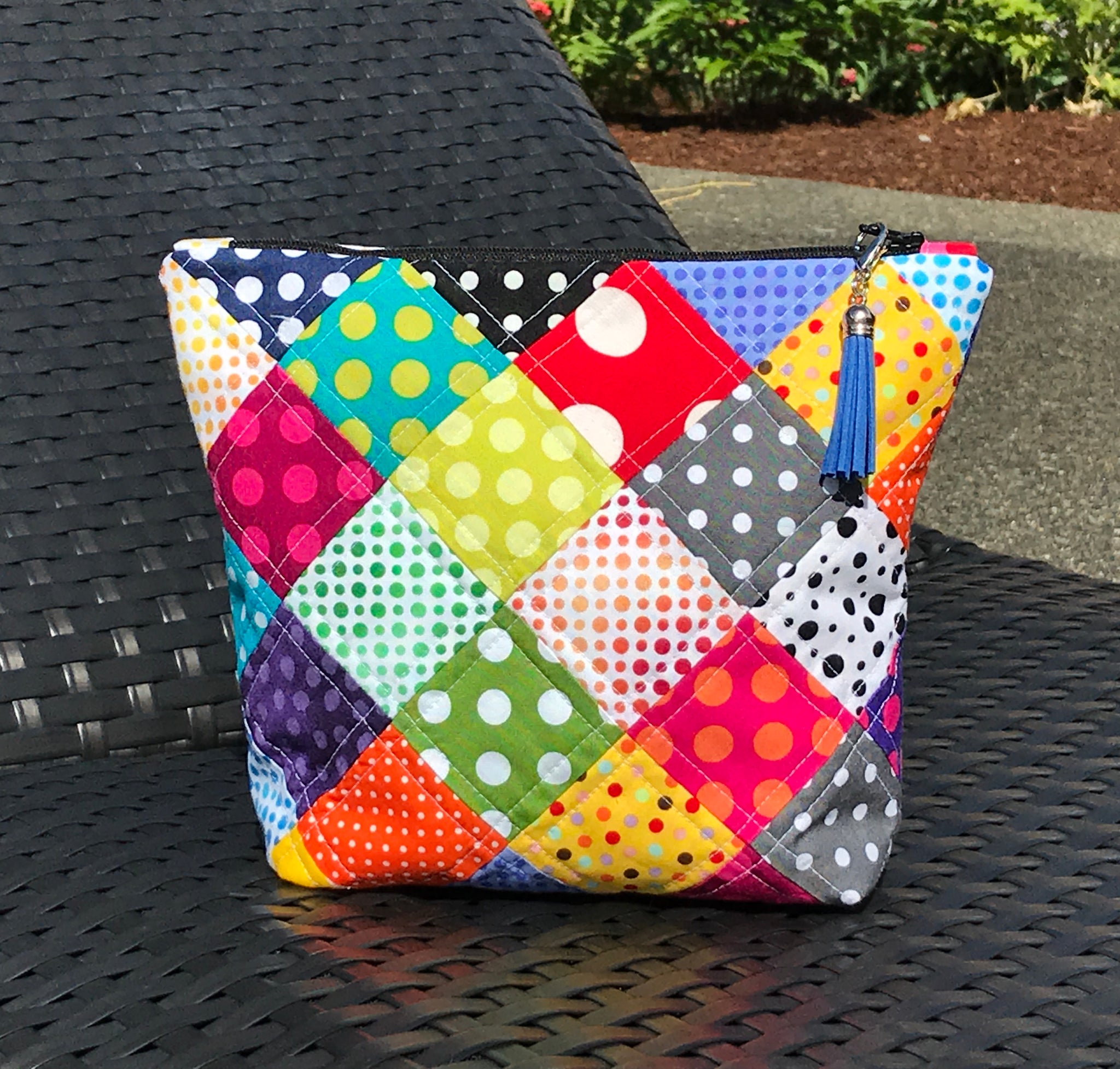 Zipper Pouch Digital Pattern