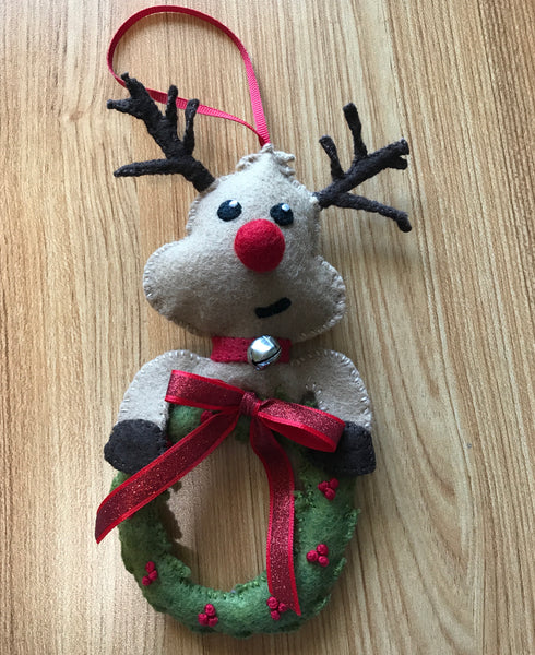 Olive the Other Reindeer Ornament Kit