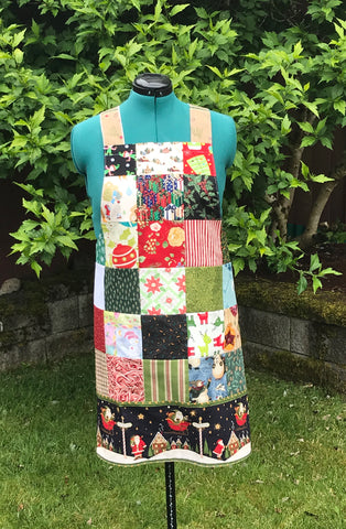 Charm Cross-Back Apron Pattern