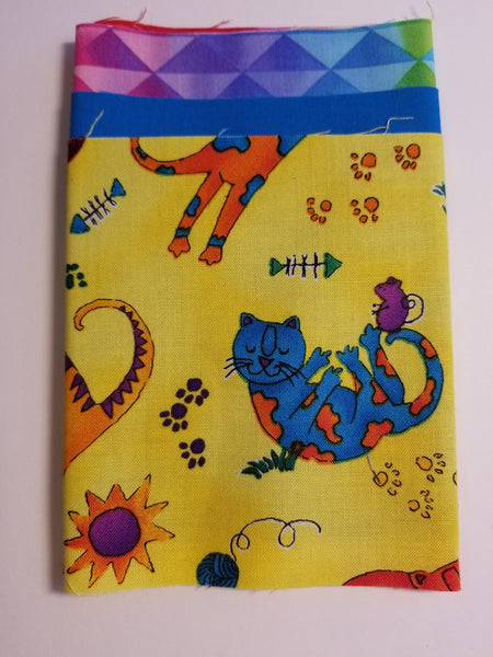 Crayon Wallet Roll-Up Kit