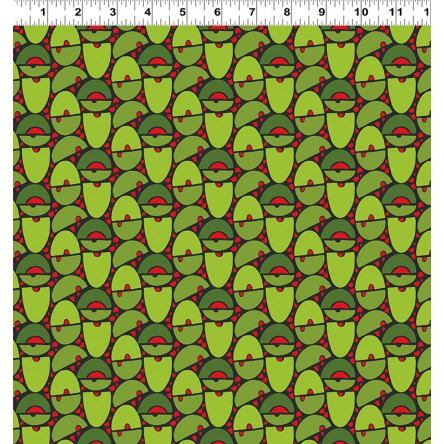 Picholine Olives Fabric