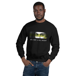These Eyes Crew Neck Sweater - Tints Eyewear
