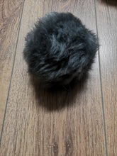 Load image into Gallery viewer, Sheepskin Keychains Poms