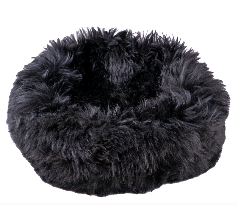 Dog Bed - Black