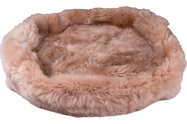 Dog Bed - Taupe