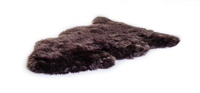 Irish Sheepskin Rug - Brown