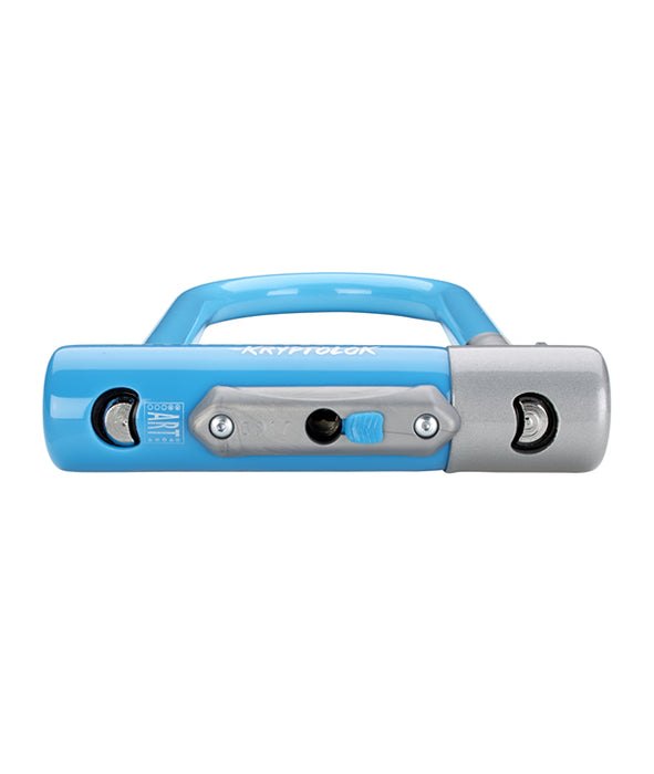 Kryptonite Kryptolok Mini-7 U-Lock - Light Blue