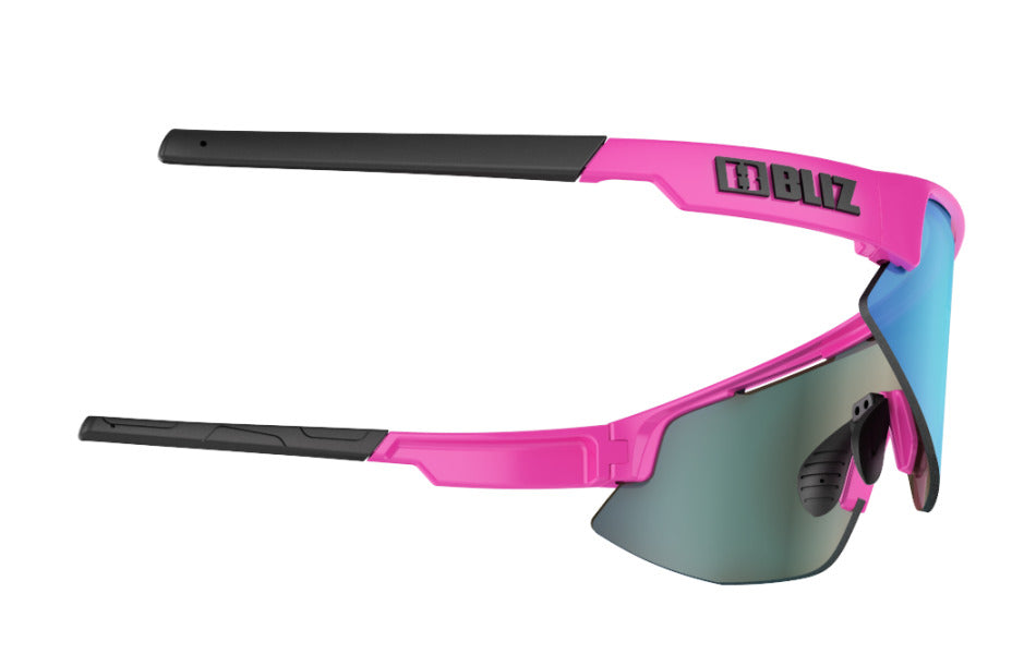 Bliz Matrix Sunglasses Shiny Pink Frame