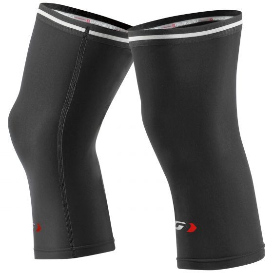 Louis Garneau Knee Warmers 2 Black