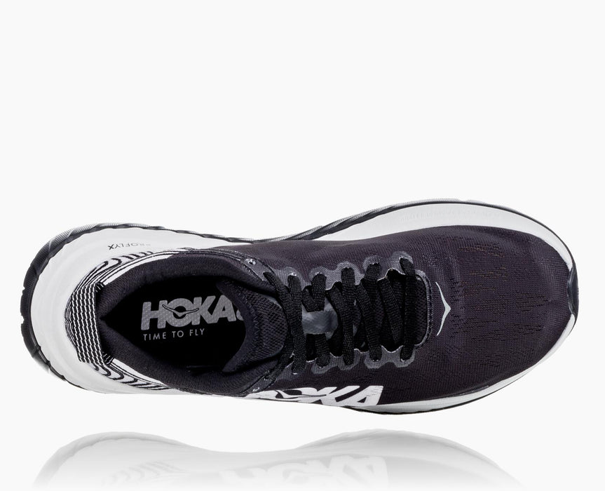 Hoka One One Women's Carbon X - Black/White