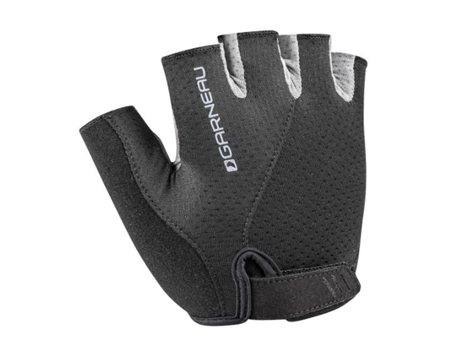 Louis Garneau Men's Air Gel Ultra Cycling Gloves Black
