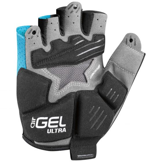 Louis Garneau Women's Air Gel Ultra Cycling Gloves Blue Jewel
