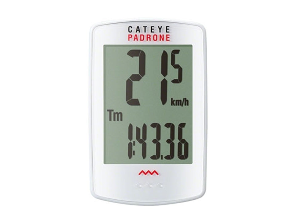 CatEye Padrone CC-PA100W with Stopwatch Wireless