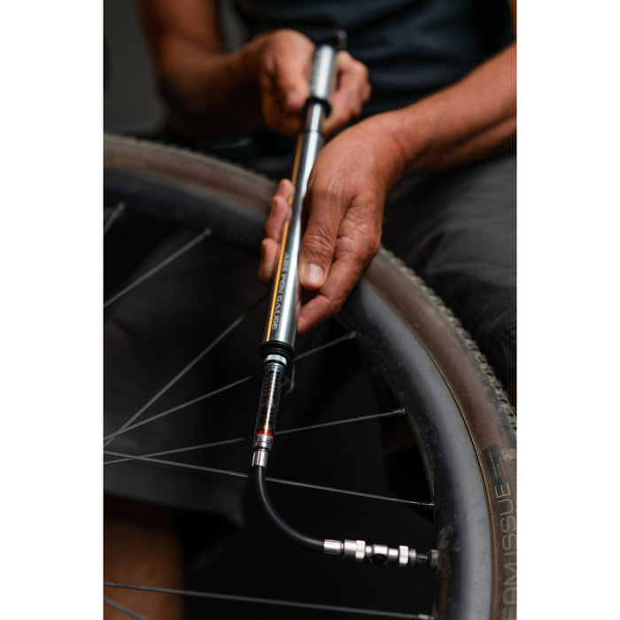 Lezyne Gauge Drive HV Bicycle Hand Pump