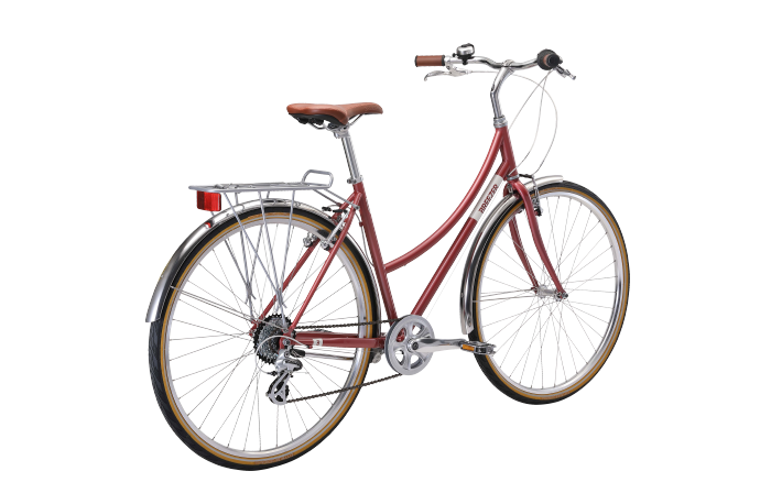 Breezer Bikes Downtown EX ST - Rhubarb Red 2021