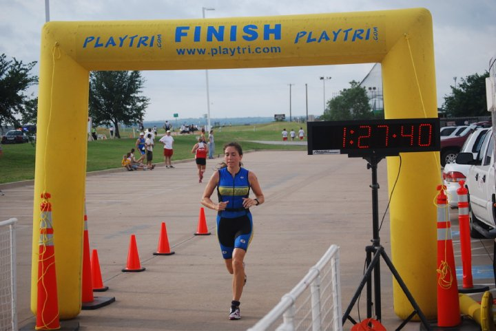 Playtri Dallas Run-Bike-Run Training Program