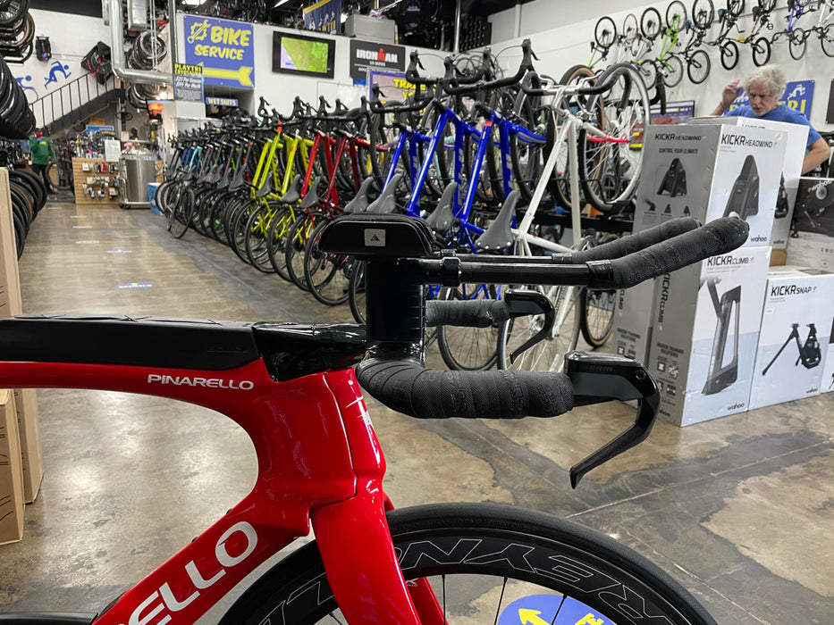 Pinarello Bolide TR Sram Force eTap AXS - Red 2021