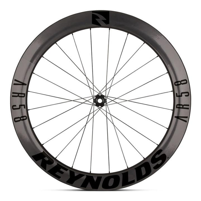 Reynolds AR58/62 Disc Carbon Clincher Tubeless Wheelset