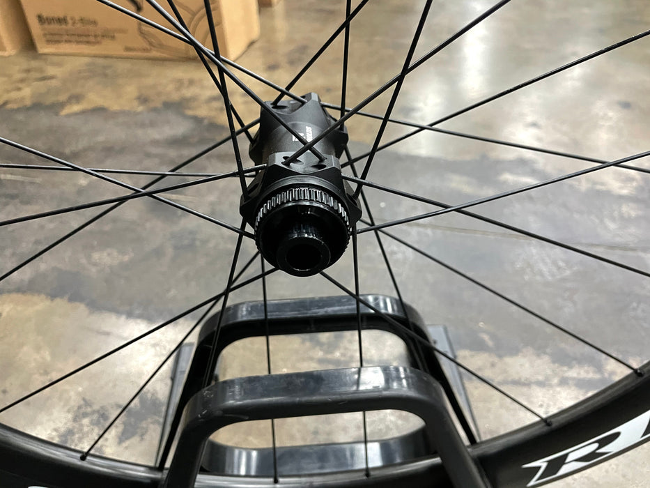 Reynolds AR58 Disc Carbon Clincher Tubeless Wheelset