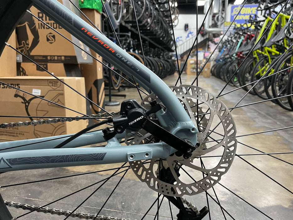 Fuji Nevada 29 1.7 SRAM - Satin Graphite 2021