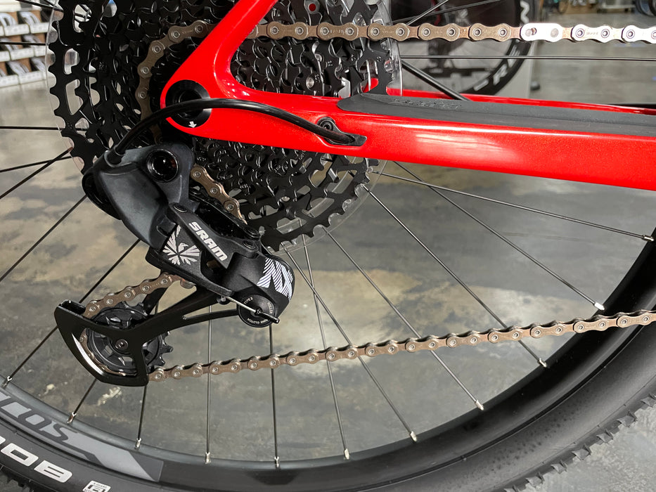 Scott Scale 940 Sram NX - Red 2021