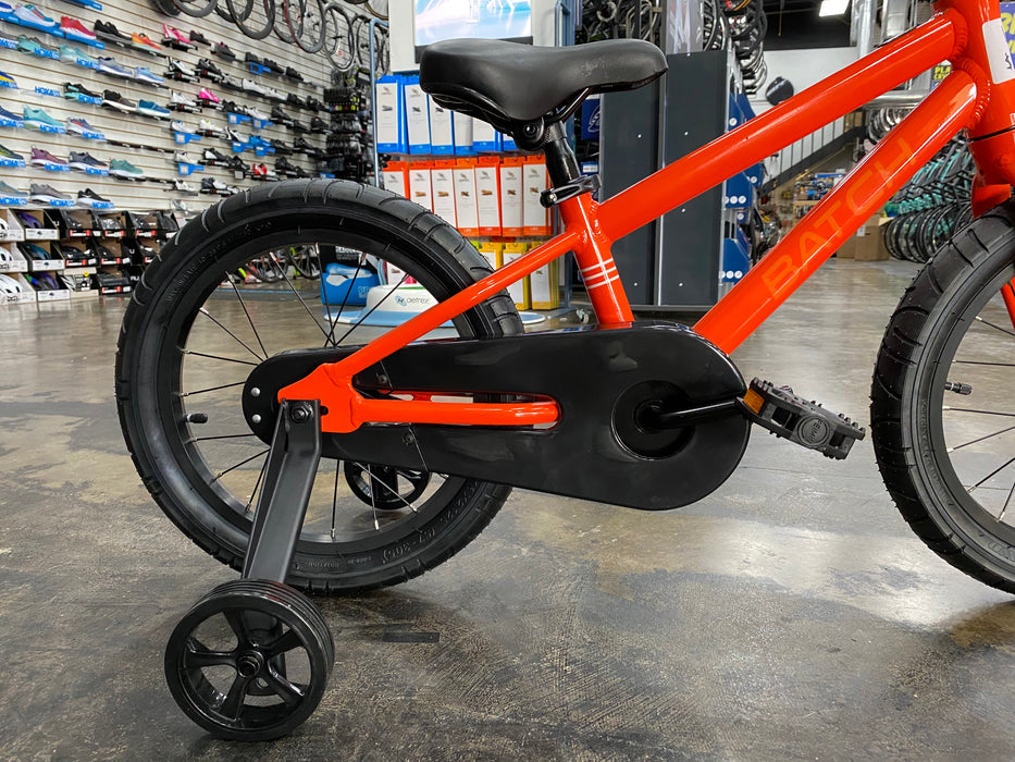 "Batch Kid's Bicycle 16"" - Orange 2021"