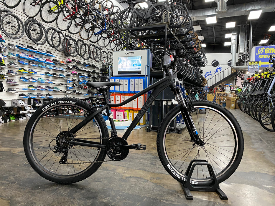 "Batch The Mountain Bicycle - Black 2021 (27.5"" Wheels)"