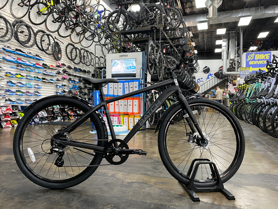 Batch The Commuter Bicycle - Black 2021