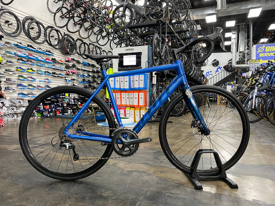 Scott Speedster 20 Disc Shimano Tiagra 2020