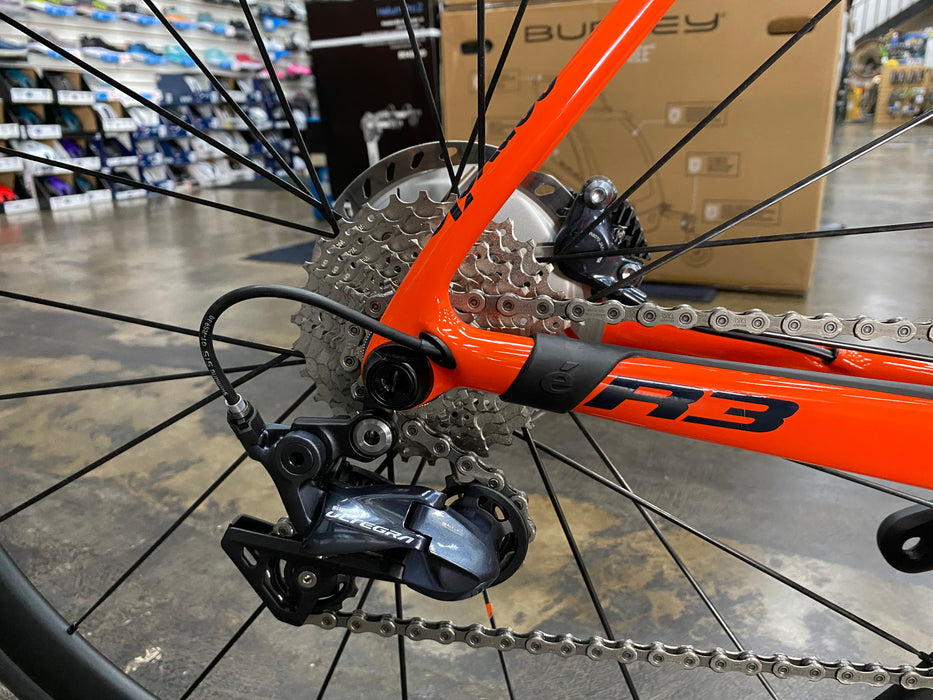 Cervelo R3 Disc Shimano Ultegra - Orange/Navy 2020