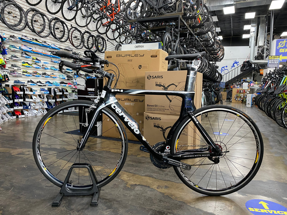 Cervelo P4 Sram Red - USED