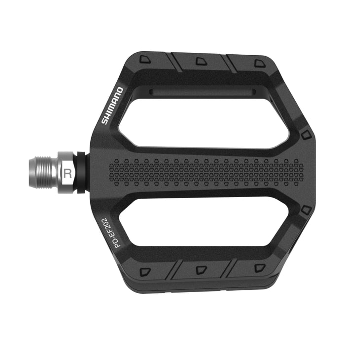 SHIMANO Flat Pedal For Everyday Riding PD-EF202