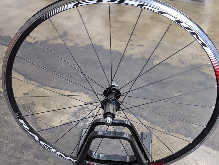 Fulcrum Racing 7 Clincher Wheelset - DEMO