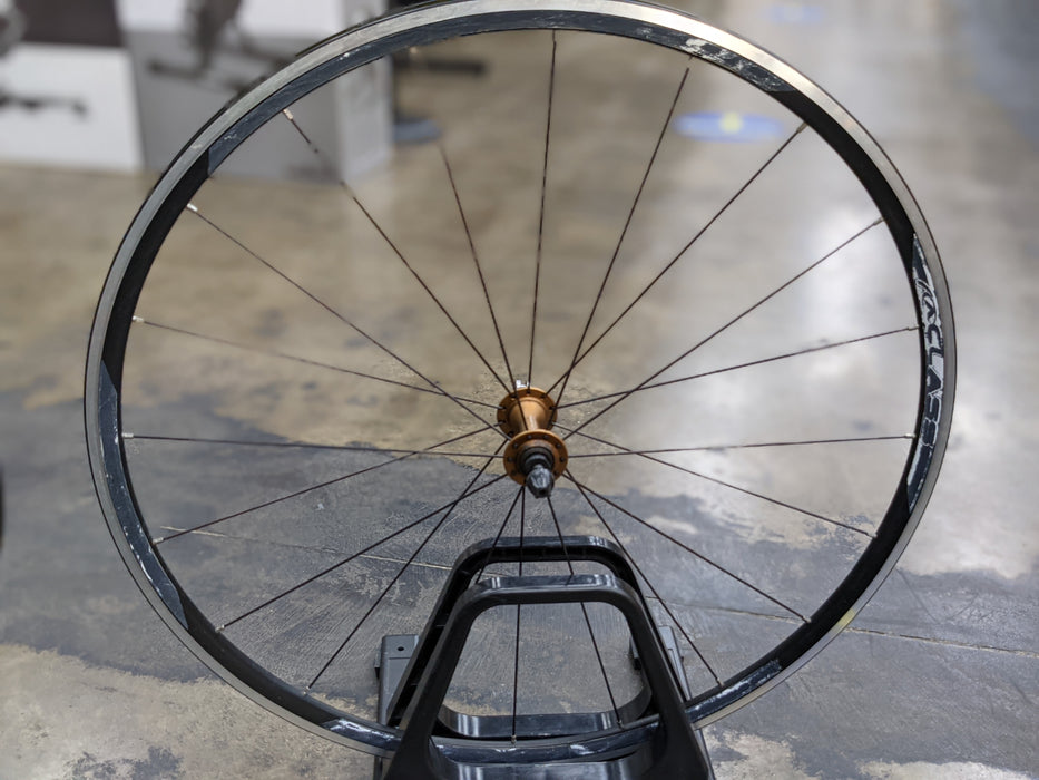 Alexrims Aclass Road Clincher Wheelset - DEMO