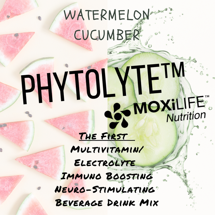 MOXiLIFE PhytoLyte™ Premium Hydration 30 Serving Container