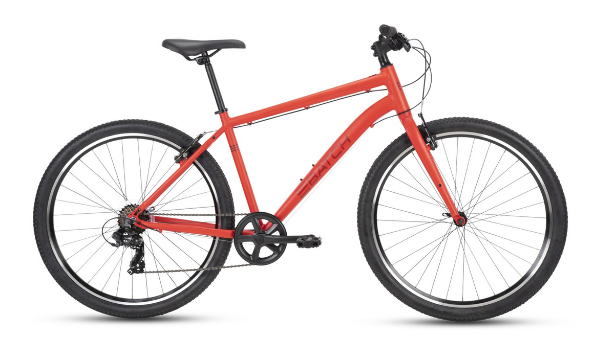 Batch The Lifestyle Bicycle - Red 2021