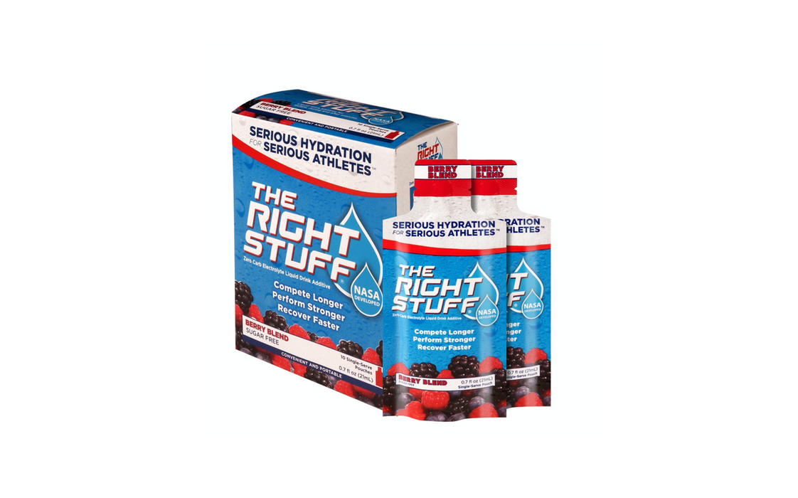 The Right Stuff Electrolyte 10 Servings - Berry Blend