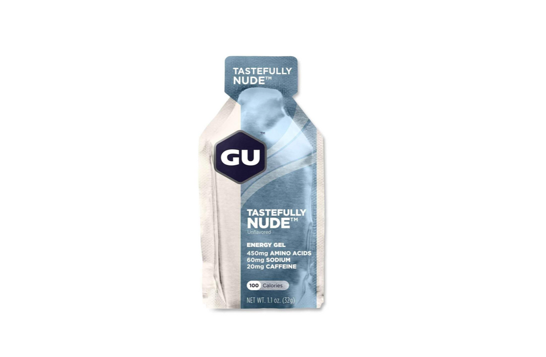 GU Energy Gel Box of 24 - Tastefully Nude