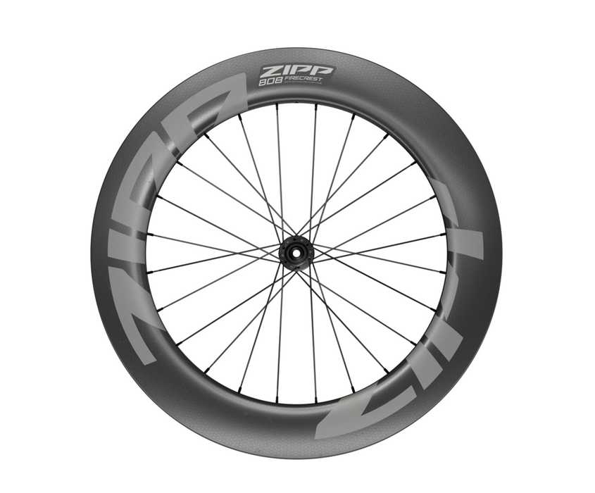 Zipp 808 Firecrest Carbon Tubeless Disc Wheelset