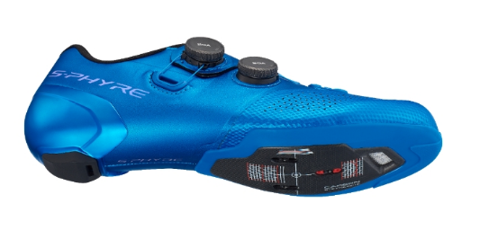 Shimano Men's RC9 Cycling Shoes - Blue