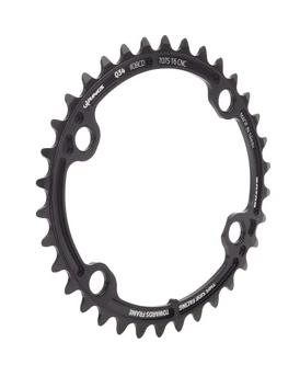 Rotor 110x4 Q Ring - Inner 39T Oval