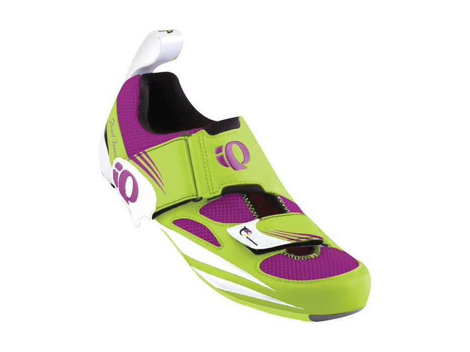 Pearl iZUMi Women's Tri Fly IV Carbon Cycling Triathlon Shoes