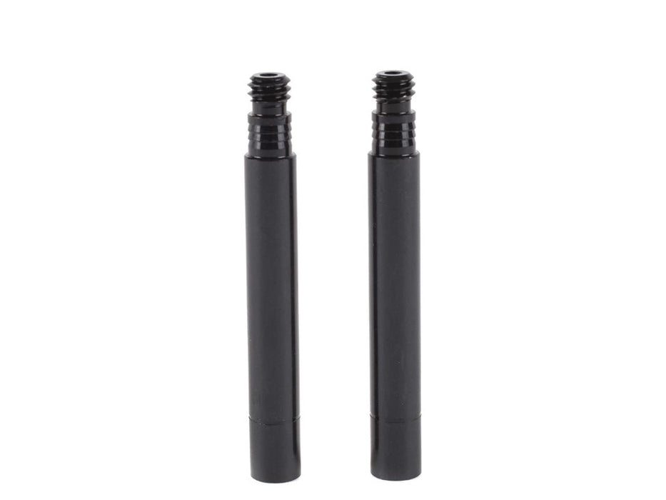 Profile Design for 58 Twenty Four Bicycle Wheel Valve Extender Set, Black