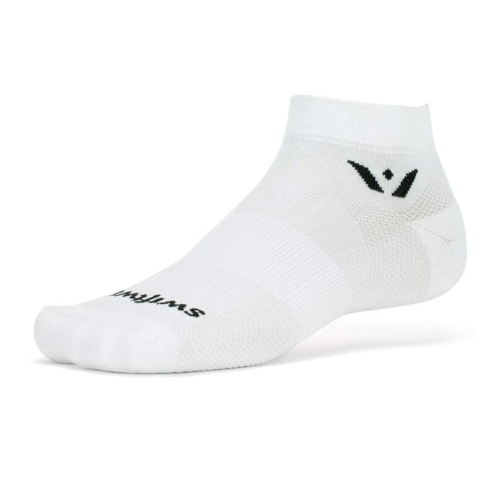 Swiftwick Aspire One Socks - White