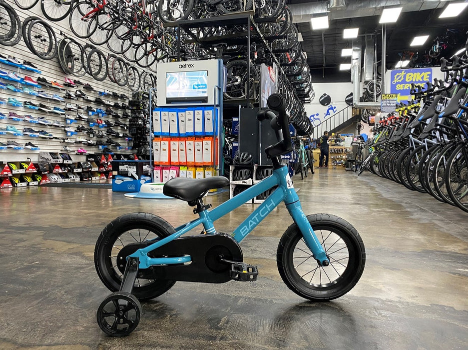 "Batch Kid's Bicycle 12"" - Blue 2021"