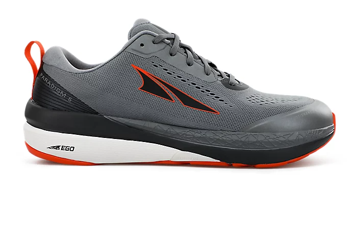 Altra MEN'S PARADIGM 5 - Gray/ Orange