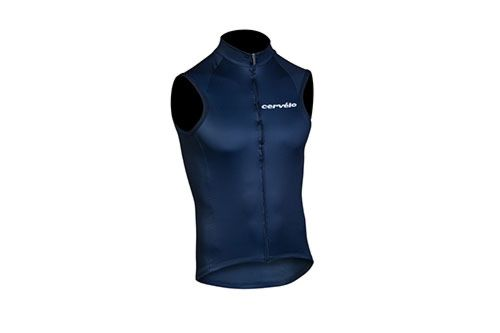 Men's Cervélo Gilet Navy Blue