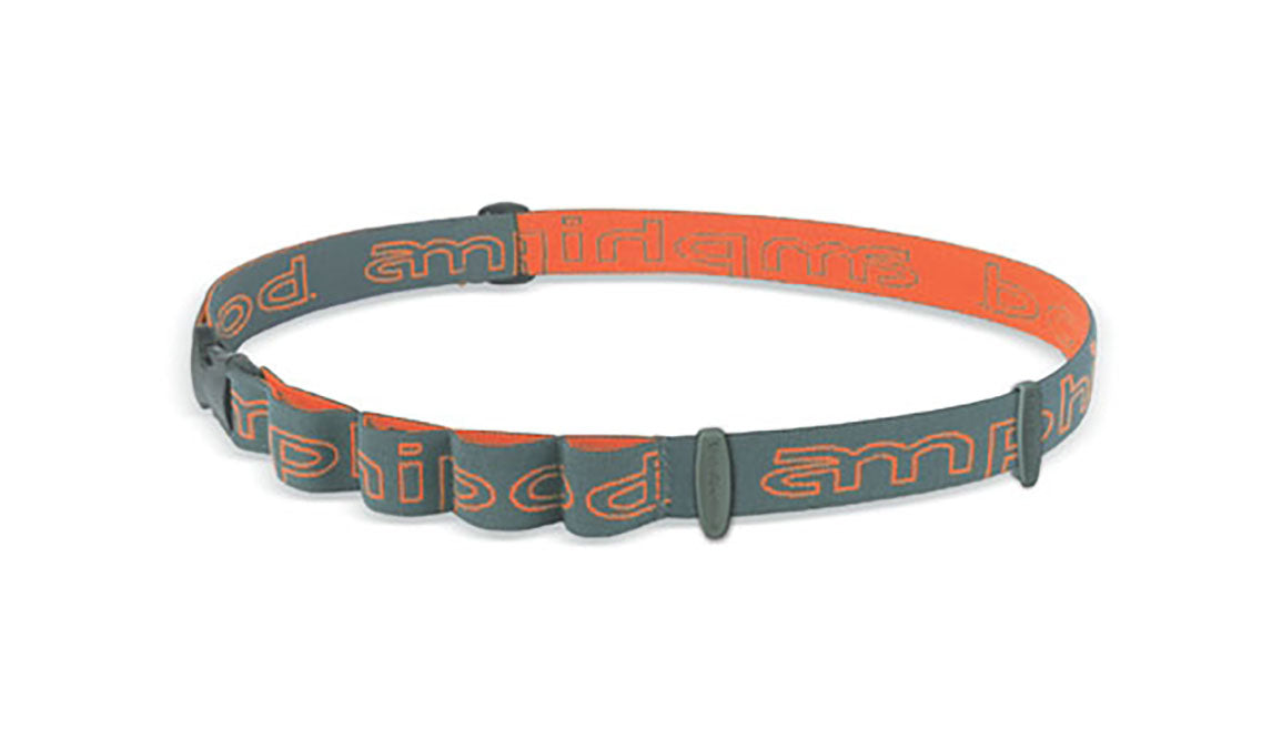 Amphipod Race-Lite QC Plus Number Belt OS Orange