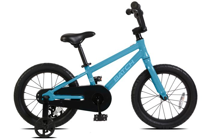 "Batch Kid's Bicycle 16"" - Blue 2021"